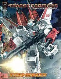 The Transformers: Stormbringer