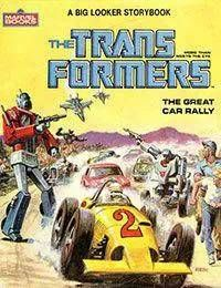 The Transformers: The Great Car Rally