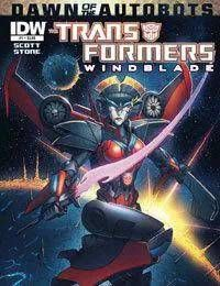 The Transformers: Windblade (2014)