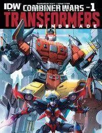 The Transformers: Windblade (2015)