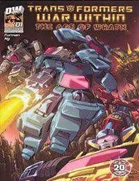 Transformers War Within: The Age of Wrath