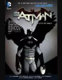 Batman: The City of Owls