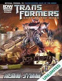 Transformers: Dark of the Moon Rising Storm
