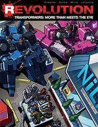 Transformers: More Than Meets The Eye Revolution