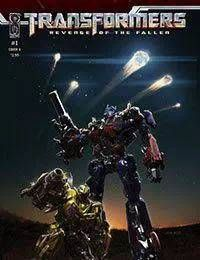 Transformers: Revenge of the Fallen — Official Movie Adaptation