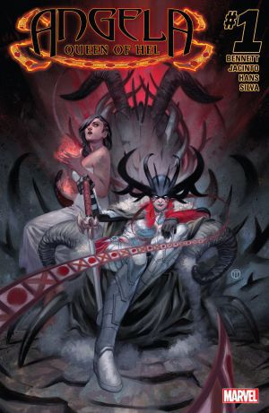 Angela - Queen of Hel (2015)