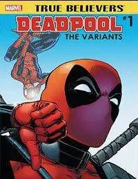True Believers: Deadpool Variants