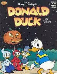 Walt Disneys Donald Duck and Friends