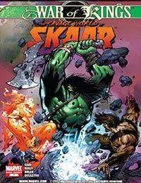 War of Kings: Savage World of Skaar