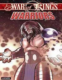 War of Kings: Warriors - Blastaar
