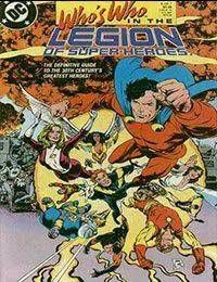 Whos Who in the Legion of Super-Heroes