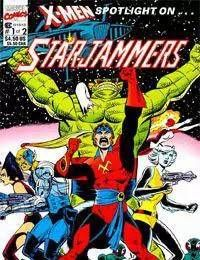 X-Men Spotlight On...Starjammers
