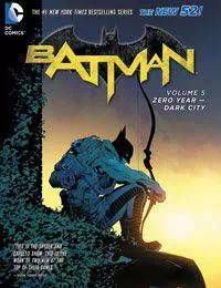 Batman: Year Zero - Dark City