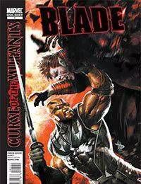 X-Men: Curse of the Mutants - Blade