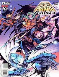 Battle of the Planets: Manga