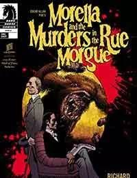 Edgar Allan Poes Morella and the Murders in the Rue Morgue