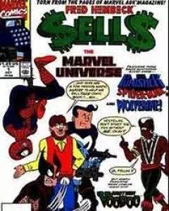 Fred Hembeck Sells the Marvel Universe