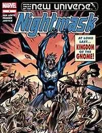 Untold Tales Of The New Universe: Nightmask