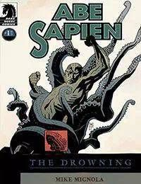Abe Sapien: The Drowning