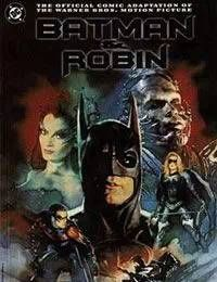 Batman and Robin: The Official Comic Adaptation of the Warner Bros. Motion Picture