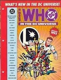 Who's Who In The DC Universe Update 1993
