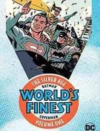 Batman & Superman in World's Finest Comics: The Silver Age
