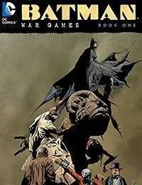 Batman: War Games (2015)