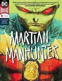 Martian Manhunter (2019)