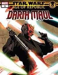 Star Wars: Age of Republic - Darth Maul