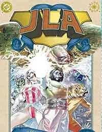 JLA: The Island of Doctor Moreau