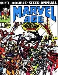 Marvel Age Annual