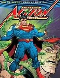 Superman: Action Comics: The Oz Effect Deluxe Edition