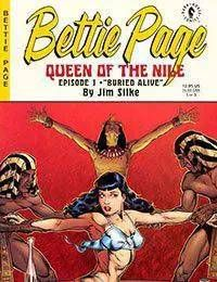 Bettie Page: Queen of the Nile