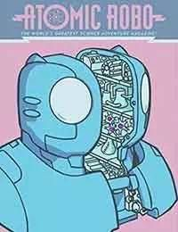 Atomic Robo: The Dawn of A New Era