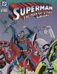 Superman: The Man of Steel Gallery