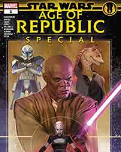 Star Wars: Age of Republic Special