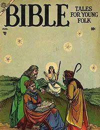 Bible Tales for Young Folk