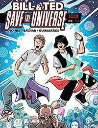 Bill & Ted Save the Universe