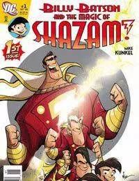 Billy Batson & The Magic of Shazam!