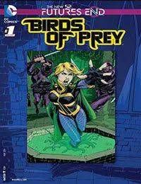 Birds of Prey: Futures End