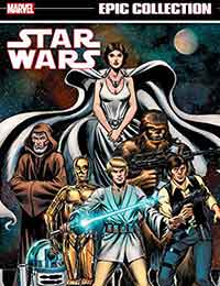 Star Wars Legends: The Original Marvel Years - Epic Collection