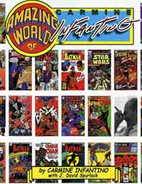 Amazing World of Carmine Infantino