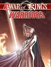 War of Kings: Warriors - Lilandra