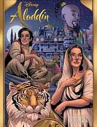 Disney Aladdin: Four Tales of Agrabah