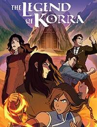 Nickelodeon The Legend of Korra: Ruins of the Empire