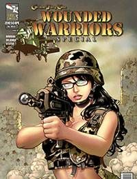 Grimm Fairy Tales presents Wounded Warriors Special
