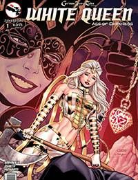 Grimm Fairy Tales presents White Queen: Age of Darkness