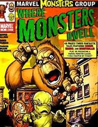 Marvel Monsters: Where Monsters Dwell
