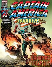 Captain America & the Invaders: Bahamas Triangle