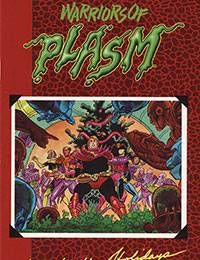 Warriors of Plasm: Home for the Holidays